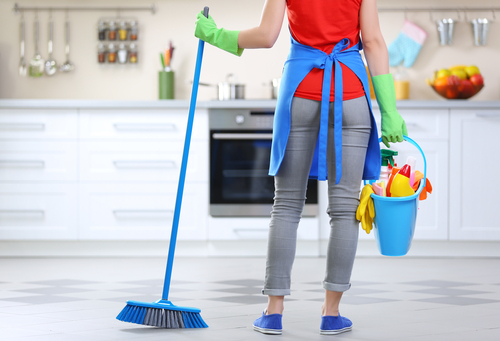 House Cleaning Services in Orange CA